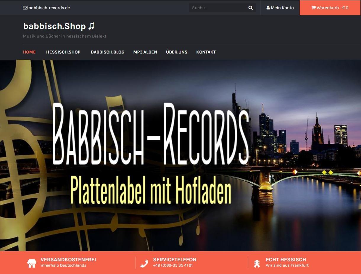 babbisch-records.de